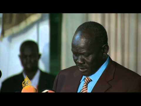 Sudan's SPLA signs pact with rebels