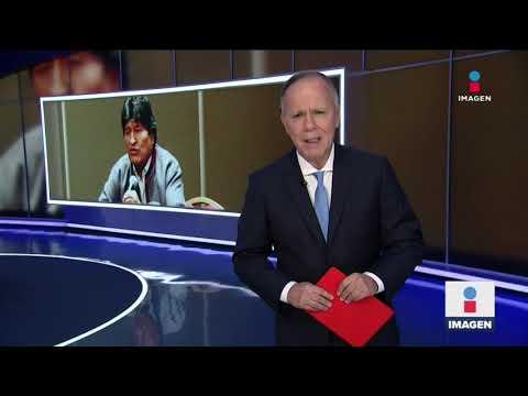 ¿En qué se parece Evo Morales con Fidel Castro y Che Guevara? | Noticias con Ciro Gómez Leyva