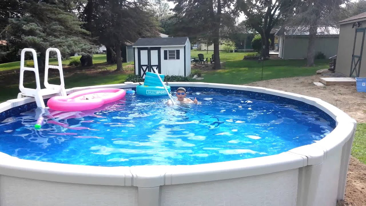 How to Clean Above Ground Pool How to Clean Above Ground Pool new pics