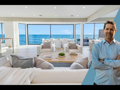 Inside A $6 MILLION Malibu BEACH HOME! | 18964 Pacific Coast Hwy