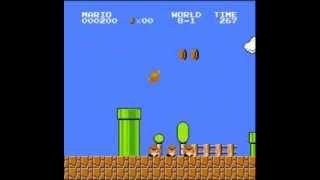 Super Mario Bros. - 500 Point Run thumbnail