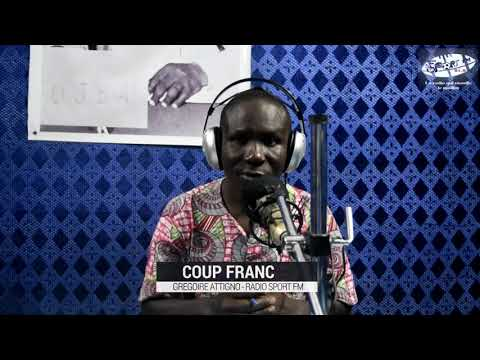 SPORTFM TV - COUP FRANC DU 16 MAI 2019 PRESENTE PAR GREGOIRE ATTIGNO