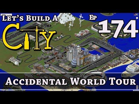 How To Build A City :: Minecraft :: Accidental World Tour :: E174
