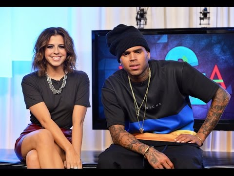 You & A -  Chris Brown Interview (2014)