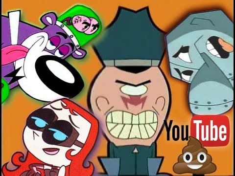 YouTube Poop: Skarr vs. the Forces of Evil Con Carne (2nd Cut)