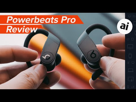 Review: Powerbeats Pro are solid luxury headphones but aren't