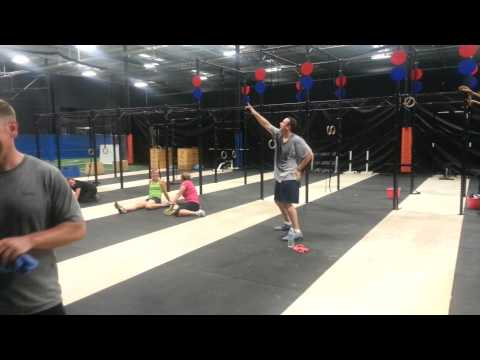 CrossFit 77's Own Joey Bag O' Donuts