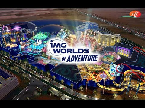 IMG Worlds of Adventure – Traditional Arabic Dance – Asif Gill