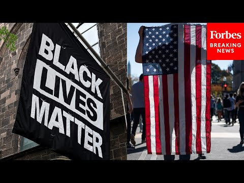 Utah Governor Has Strong Words For BLM Leader In The State Who Said US Flag Is Symbol Of Hate