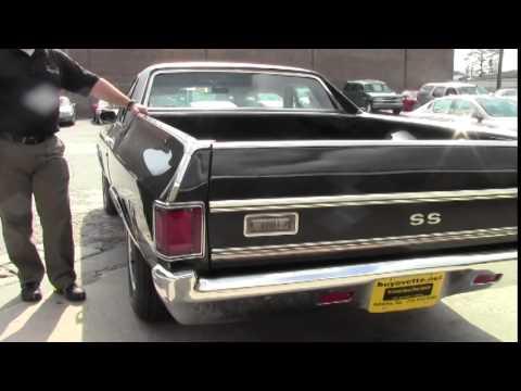 1971 El Camino SS 396  YouTube