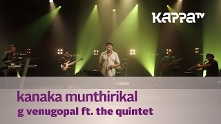 Kanaka Munthirikal G Venugopal f. The Quintet - Music Mojo - Kappa TV.mp3