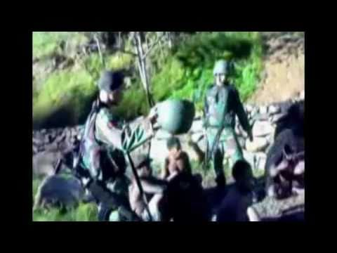Channel 4 News report on torture of West Papuan civilians by the Indonesian military