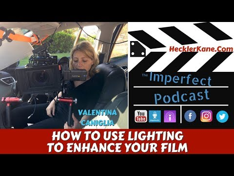 How To Use Lighting to Enhance Your Film with Cinematographer Valentina Caniglia