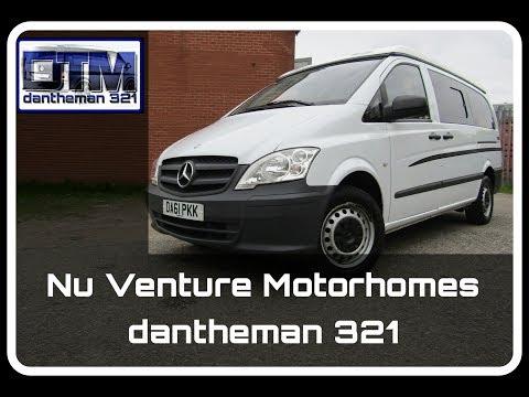 Brand New Mercedes Vito Campervan Conversion From Nu Venture Motorhomes Series 3 Finale