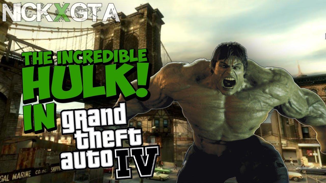 Gta Iv Hulk – Wonderful Image Gallery