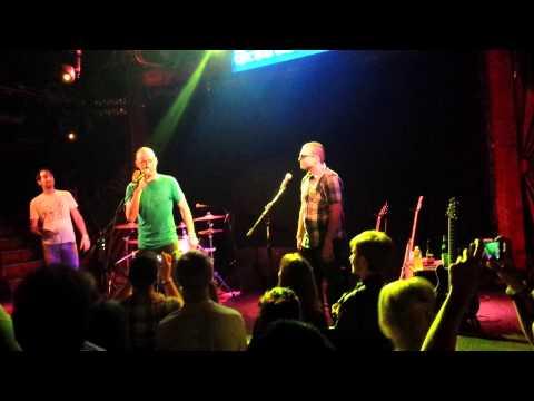ERB Live Mozart vs Skrillex 6/1/14 @Troubadour