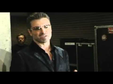 Chris Howse - ITV News: George Michael comeback concert