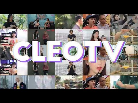 THIS IS CLEOTV!