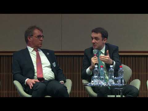 SSF Conference expert panel: Challenging the private sector