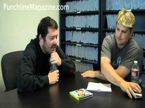 Doug Benson interview - Punchline Magazine