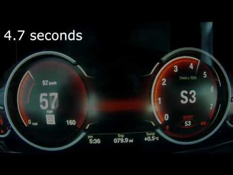 2016 Bmw 650i Xdrive Gran Coupe 0 60 Mph Test Video 4 4 Seconds
