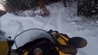 Can-am Outlander 650 w/ Apache 360 Tracks