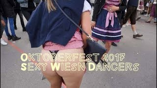 Oktoberfest 2017 Shorts: Sexy Wiesn Dancers