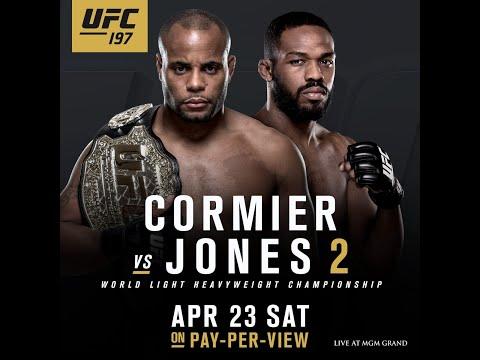 Jon Jones vs Daniel Cormier 2, Full Fight HD