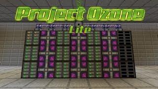 Project Ozone Lite - STORAGE POWER [E21] (HermitCraft Server Modded Minecraft Sky Block)