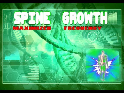 SpineGrowth Frequency - Grow Tallest Maximizer Isochronic Binaural Beat Combination Future Channel