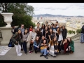 Bus Trip : Paris - Barcelone Rotary Youth Exchange 16/17
