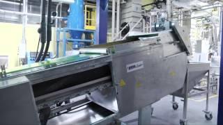 Proces produkcyjny farby proszkowej PROXIMAL