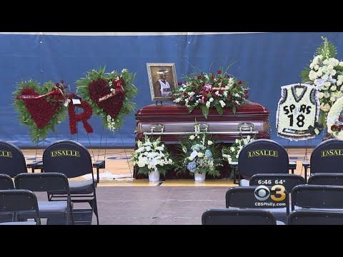 La Salle Hosts Memorial Service For Rasual Butler