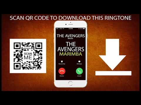 The Avengers Marimba Ringtone