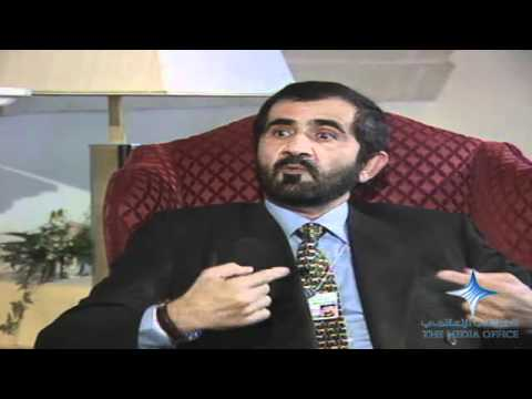 Mohammed bin Rashid's interview with Abu Dhabi TV in Davos