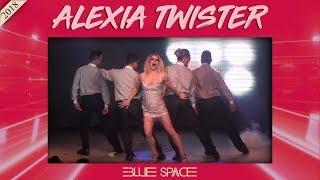 Blue Space Oficial - Alexia Twister e Ballet -  09.09.18