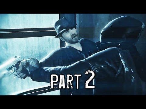 Murdered Soul Suspect Gameplay Walkthrough Part 2 - Demons (PS4)