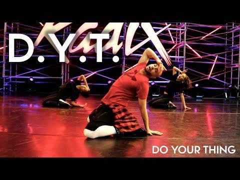 D. Y. T (Do Your Thing) - NVDES & REMMI - Radix Dance Fix Season 2 - Brian Friedman Choreography - 동영상