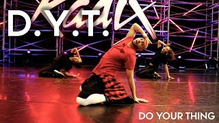 D Y T Do Your Thing Nvdes Remmi Radix Dance Fix Season 2 Brian Friedman Choreography