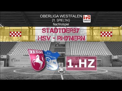 21. Spieltag 2016/17: Hammer SpVg - Westfalia Rhynern 0:1 (0:1) - 1. Halbzeit