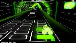 AudioSurf #16:Buenos Ares - Baby,Baby