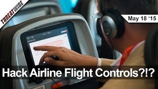 Hack Airline Flight Controls?!? Kill A Torrent Site, Boost Piracy! Privacy Policies vs. Bankruptcy