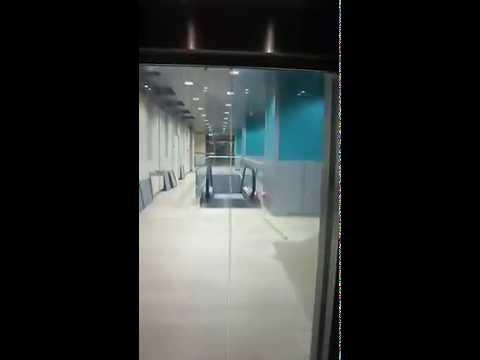 Ar liftu uz Gaismas Pils 11. stāvu