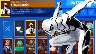 FORTNITE *NEW* ANTI SPIDER-MAN PORTAL HACK INTO THE SPIDER-VERSE