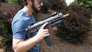 HK MP7 VFC / Elite Force AEG Airsoft Review
