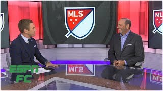 MLS Commissioner Don Garber talks Robert Kraft, expansion, transfers & more | Major League Soccer
