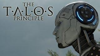 Релизный трейлер игры The Talos Principle для устройств Apple!