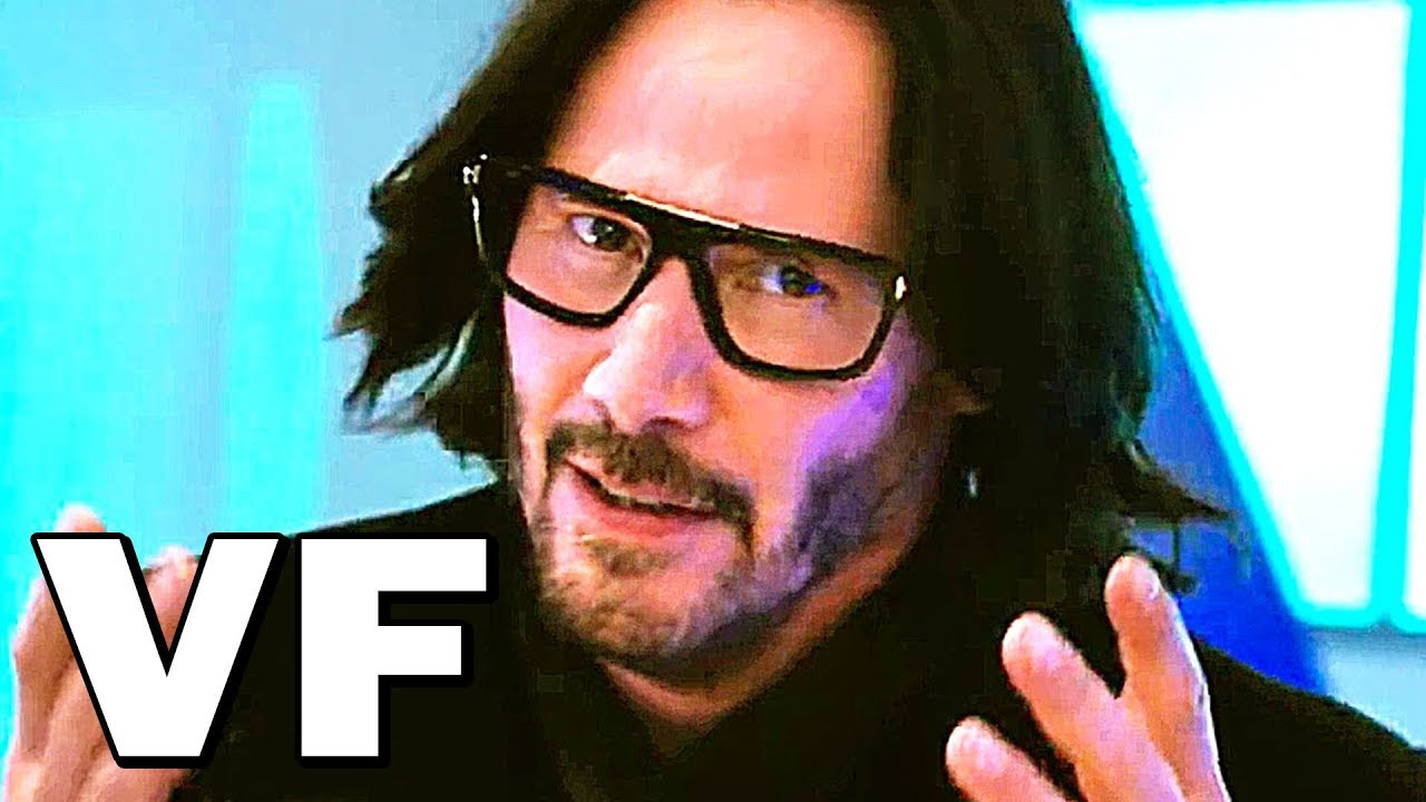 ALWAYS BE MY MAYBE Bande Annonce VF (2019) Keanu Reeves, Comédie Netflix