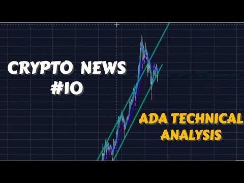 Crypto News#10 | ADA Technical Analysis LIVE.