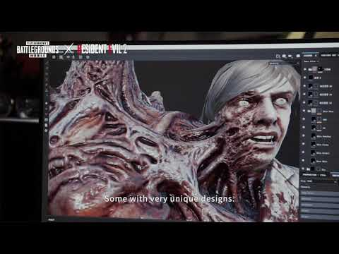 """Crossover PUBG Mobile and Resident Evil 2 Gameplay Mode a Massive Hit - """"Survive Till Dawn"""" Gameplay Combines Best of Both Games"""